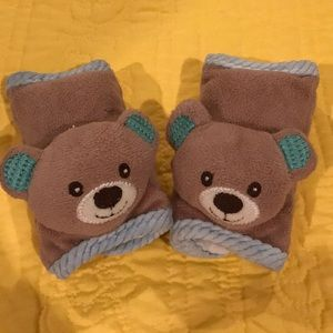 BABY CARSEAT STRAP COVERS